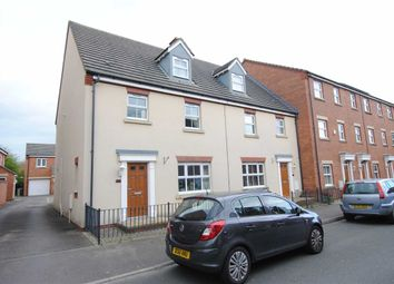 Thumbnail 4 bed end terrace house for sale in New Charlton Way, Cribbs Causeway, Bristol