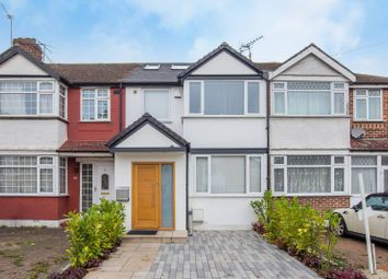 Thumbnail 3 bed terraced house for sale in Jubilee Road, Perivale