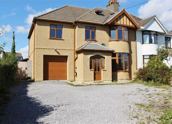 4 bed semi-detached house for sale in Pennard Road, Kittle, Swansea SA3