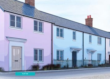 Thumbnail 2 bed end terrace house for sale in Nansledan, Quintrell Road, Newquay, Cornwall