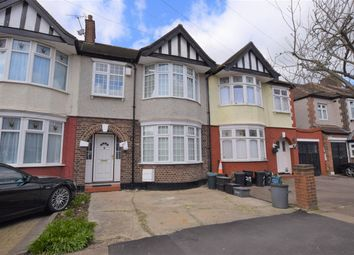Thumbnail 3 bed terraced house for sale in Mannin Road, Chadwell Heath, Romford
