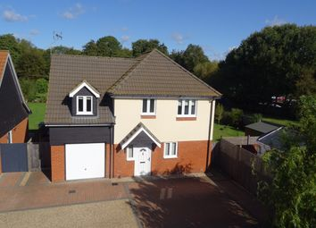 Thumbnail 4 bed detached house for sale in Adelaide Mews, Stowmarket