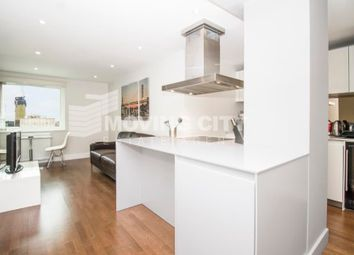 Thumbnail 1 bedroom flat for sale in Crawford Building, Aldgate East