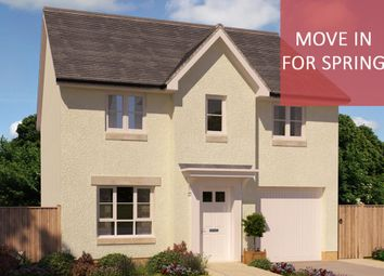"""Thumbnail 4 bed detached house for sale in """"Fenton"""" at South Larch Road, Dunfermline"""