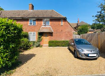 Thumbnail 2 bed semi-detached house for sale in Broderick Grove, Bookham, Leatherhead
