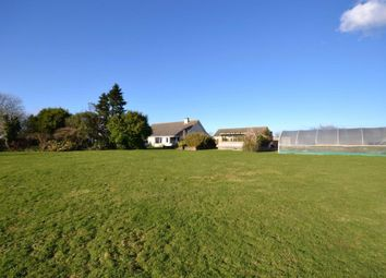 Thumbnail 5 bed detached bungalow for sale in Bucklawren Road, No Mans Land, Looe, Cornwall
