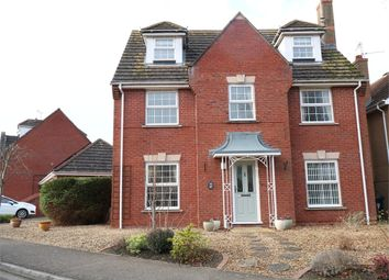 Thumbnail 5 bed detached house for sale in Southfields, Bourne, Lincolnshire