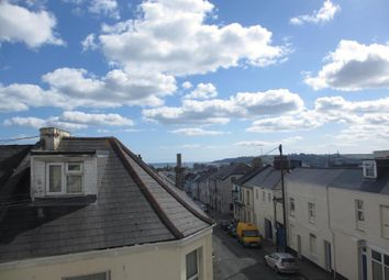 Thumbnail 1 bed flat to rent in Clifton Place, North Hill, Plymouth, Devon