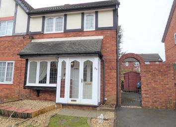 Thumbnail 3 bed semi-detached house for sale in Rushfield Gardens, Bridgend, Bridgend.
