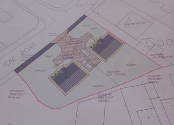 Thumbnail  Land for sale in Plot 2, Coedcae, Llanelli, Carmarthenshire