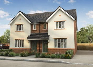 Somerton Business Park, Bancombe Road, Somerton TA11. 3 bed semi-detached house for sale