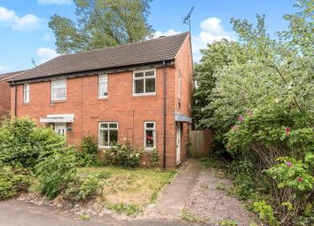 Thumbnail 2 bed semi-detached house for sale in Trenchard Avenue, Beaconside, Stafford, Staffordshire