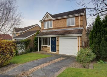 Thumbnail 3 bedroom detached house for sale in Penshaw View, Sacriston, Durham