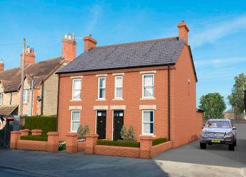 Thumbnail 3 bed semi-detached house for sale in Bridge End, Carlton