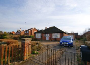 Thumbnail 3 bed detached bungalow for sale in High Street, Bassingham, Lincoln