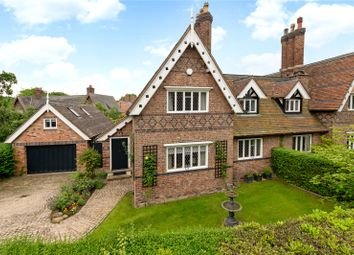 Thumbnail 4 bed semi-detached house for sale in Altrincham Road, Styal, Wilmslow, Cheshire