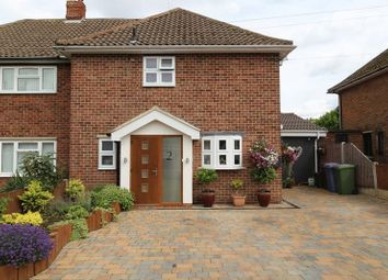 Thumbnail 3 bed semi-detached house for sale in Sookholme Drive, Warsop, Mansfield