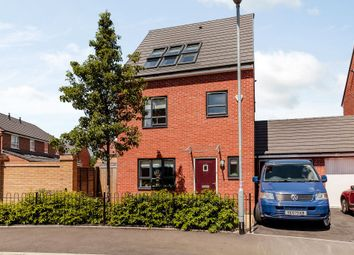 Thumbnail 4 bed detached house for sale in River View Drive, Salford
