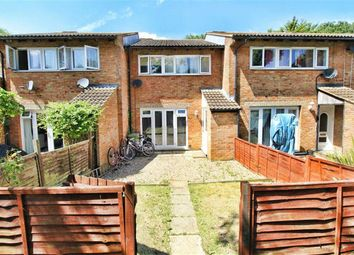 Thumbnail 3 bed terraced house for sale in Church Lees, Great Linford, Milton Keynes