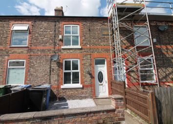 Thumbnail 2 bed terraced house to rent in Warburton Lane, Partington, Manchester