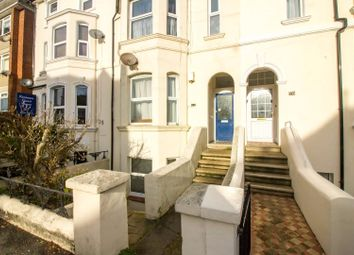 Thumbnail 1 bed flat to rent in Cheriton Road, Folkestone