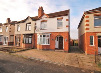 Thumbnail 3 bed semi-detached house to rent in Richmond Road, Nuneaton