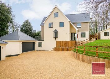 Thumbnail 5 bed detached house for sale in Station New Road, Brundall, Norwich
