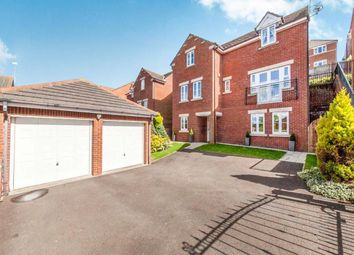 Thumbnail 4 bed detached house for sale in Kedleston Close, Tunstall Grange, Sunderland