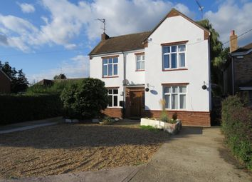 Thumbnail 5 bed detached house for sale in The Stitch, Friday Bridge, Wisbech