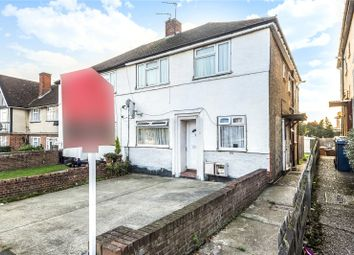 Thumbnail 3 bed maisonette for sale in Honeypot Lane, Stanmore, Middlesex