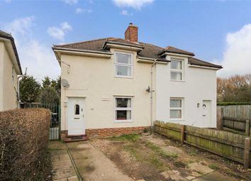 Thumbnail 2 bed semi-detached house for sale in Carlton Terrace, Carlton Way, Cambridge