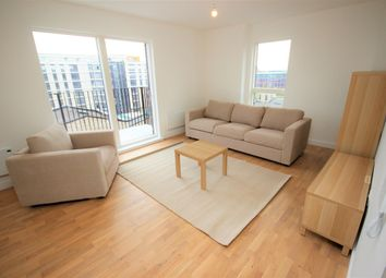 Thumbnail 2 bed flat to rent in Lockgate Mews, Manchester