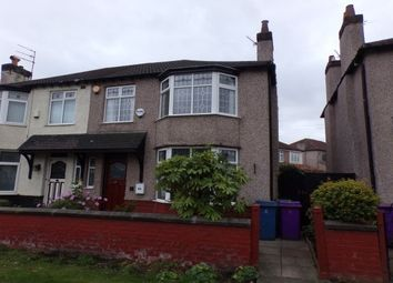 Thumbnail 3 bed property to rent in Woolton Road, Wavertree, Liverpool