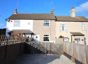 Thumbnail 2 bed terraced house for sale in Newthorpe Common, Newthorpe, Nottingham