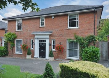 Thumbnail 4 bed detached house for sale in Pye Gardens, Bishop's Stortford
