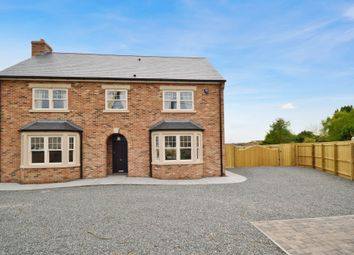 Thumbnail 5 bed detached house for sale in St. Peters Road, Upwell, Wisbech