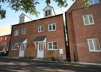 Thumbnail 4 bed semi-detached house for sale in Iverley Close, Hillmorton, Rugby, Warwickshire