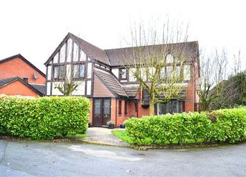 Thumbnail 4 bed detached house for sale in Banbury Close, Pennington, Leigh