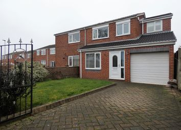 Thumbnail 4 bed semi-detached house for sale in Topcliffe Road, Barnsley