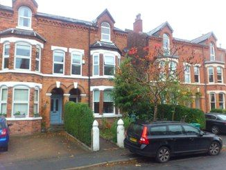 5 bed semi-detached house to rent in Claremont Grove, Didsbury M20