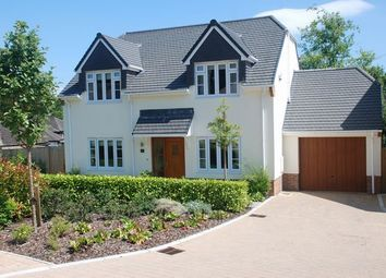 Thumbnail 3 bed detached house for sale in Coombe Hayes, Sidford, Sidmouth