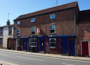 Thumbnail 4 bed town house for sale in 17-21 King Street, Market Rasen