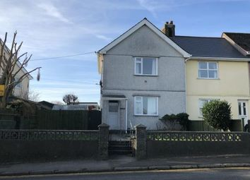 Thumbnail 3 bed end terrace house for sale in St Austell, Cornwall