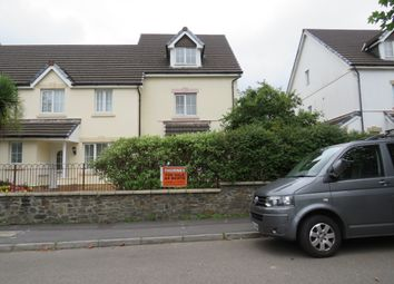 Thumbnail 4 bed town house for sale in Alban Rd, Llanelli
