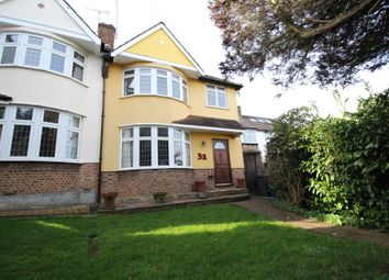 Thumbnail 3 bed semi-detached house for sale in Alverstone Avenue, East Barnet