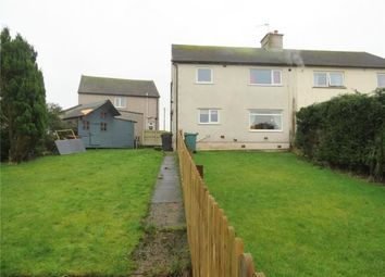 Thumbnail 3 bed semi-detached house for sale in North View, Aspatria, Wigton