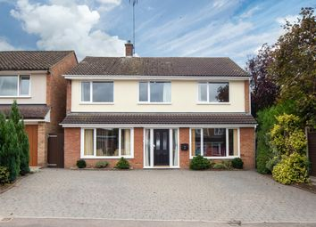 Thumbnail 4 bed detached house for sale in Keswick Close, Dunstable