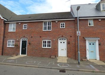 Thumbnail 3 bed terraced house to rent in Tudor Rose Way, Starston, Harleston