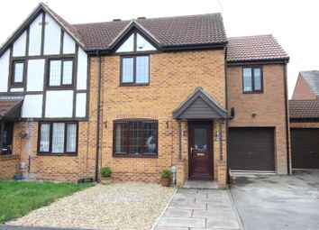 Thumbnail 4 bedroom semi-detached house for sale in Wisteria Way, Hull