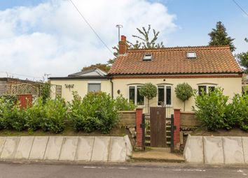 Thumbnail 3 bed detached bungalow for sale in Marshgate, North Walsham, Norfolk